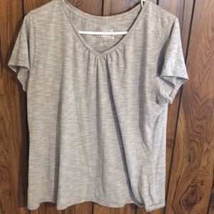 Hanes grey shirt size XL good used condition